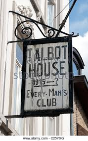 Talbot House Every Man's House