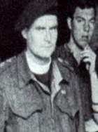 Airborne Chaplain Bernard Benson