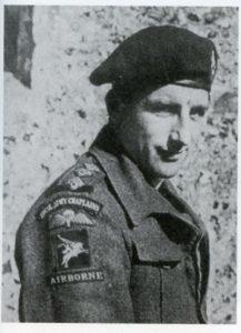 Airborne Chaplain John Gwinnett