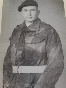 Airborne Chaplain Fraser McLuskey