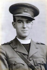 Airborne Chaplain Alistair Menzies