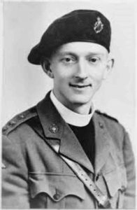 Airborne Chaplain George Parry
