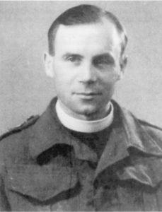 Airborne Chaplain Arnold Pare