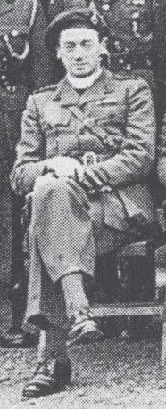 Airborne Chaplain Bernard Egan