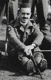 Airborne Chaplain Whitfield Foy