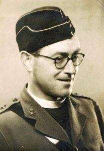 Airborne Chaplain David Hourigan