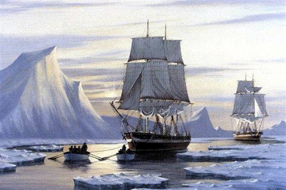 Britain and the Arctic 11 Hms Erebus and Hms Terror