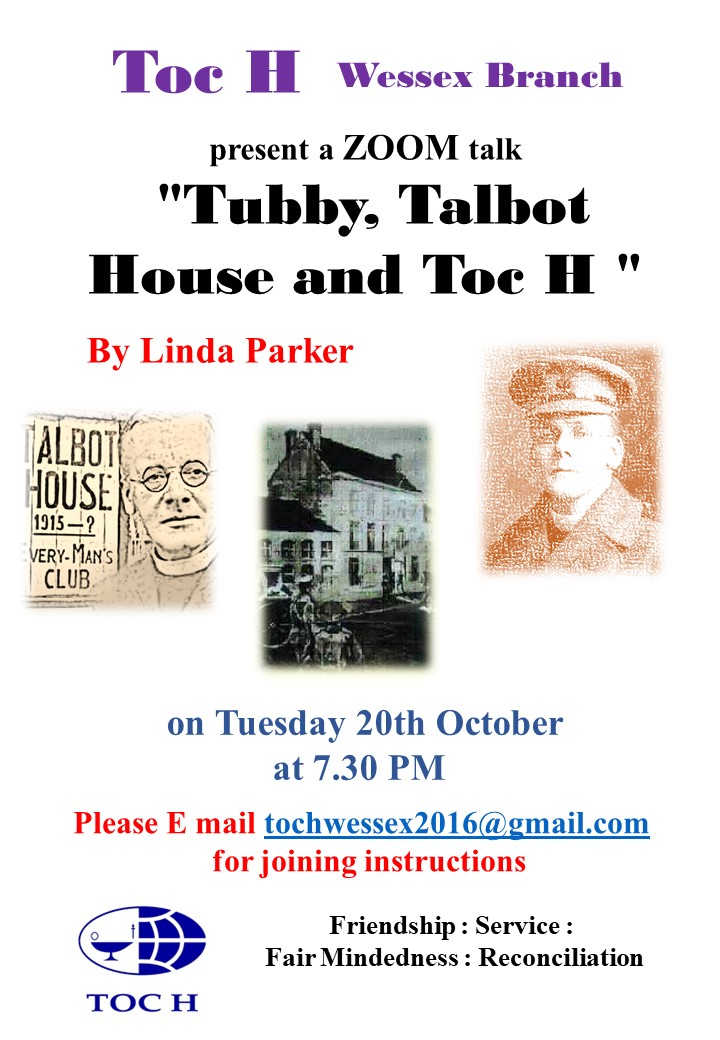 Tubby, Talbot House & Toc H