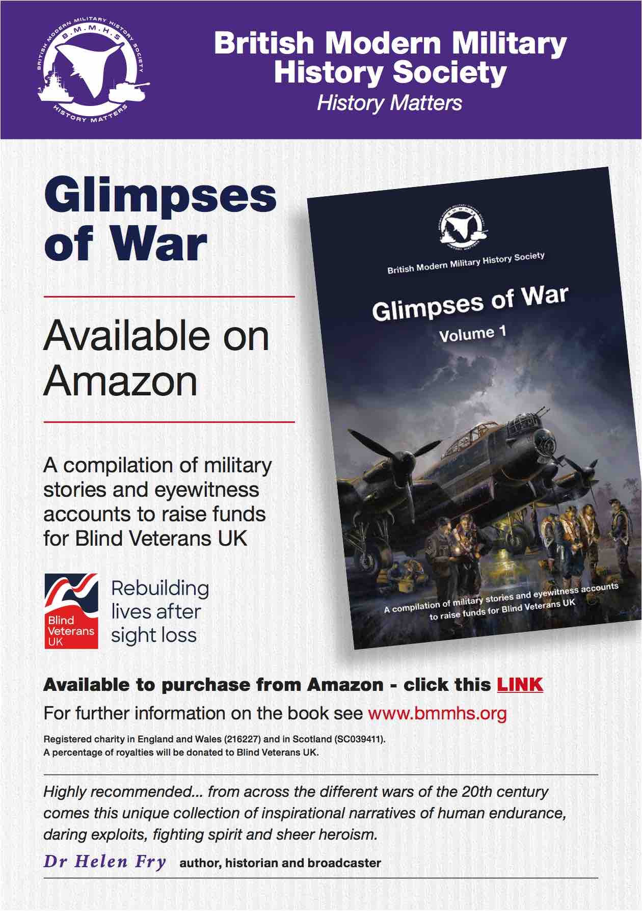 Glimpses of War – Volume 1